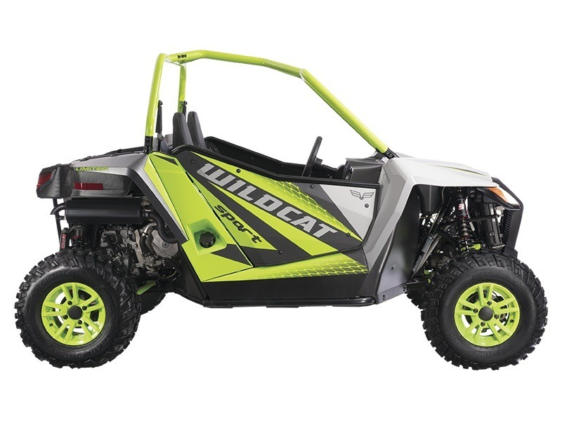2018 Textron Off Road Wildcat Sport LTD in Independence, Iowa