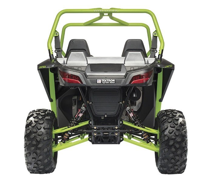 New 2018 Textron Off Road Wildcat Sport Ltd Utility