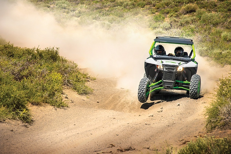 2018 Textron Off Road Wildcat Sport LTD in Berlin, New Hampshire