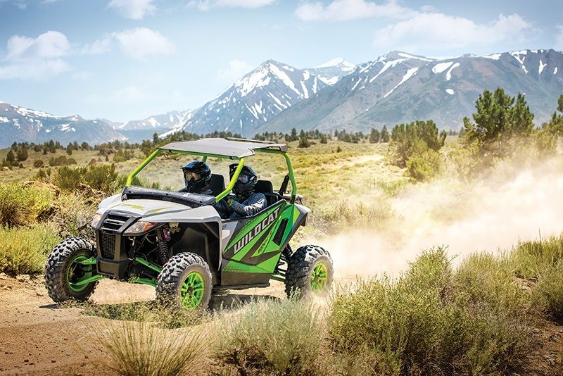 2018 Arctic Cat Wildcat Sport LTD in Francis Creek, Wisconsin - Photo 10