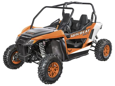 2018 Arctic Cat Wildcat Sport XT in Berlin, New Hampshire