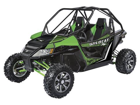 2018 Arctic Cat Wildcat X in Francis Creek, Wisconsin