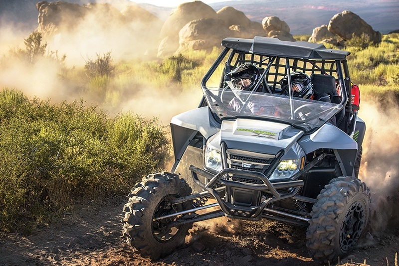 2018 Textron Off Road Wildcat X in Evansville, Indiana
