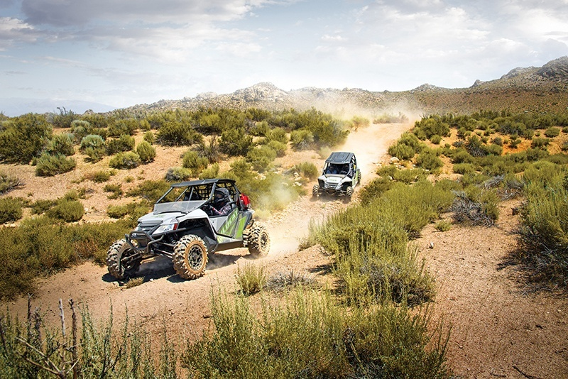 2018 Textron Off Road Wildcat X in Fairview, Utah - Photo 8