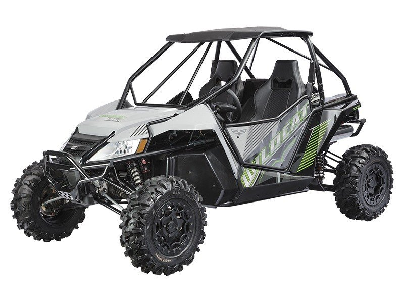 2018 Textron Off Road Wildcat X LTD in Marietta, Ohio