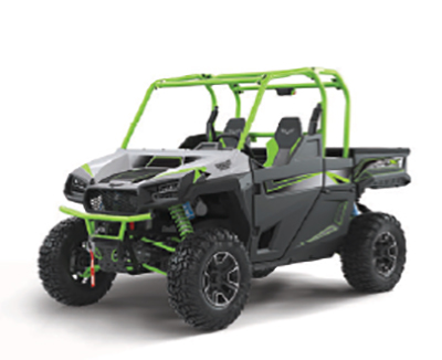2018 Textron Off Road Havoc X in Hendersonville, North Carolina