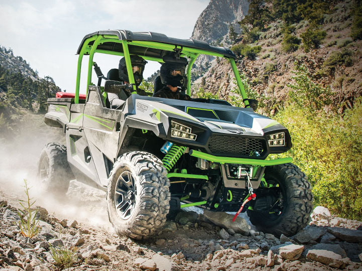 2018 Textron Off Road Havoc X in Zulu, Indiana