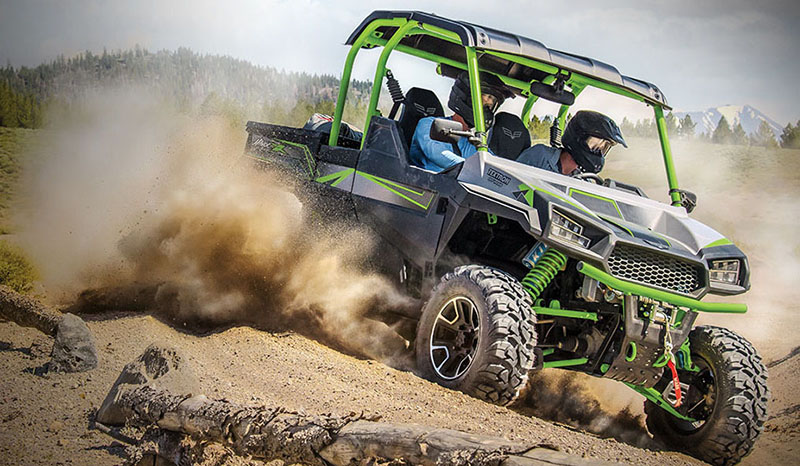 2018 Textron Off Road Havoc X in Harrisburg, Illinois