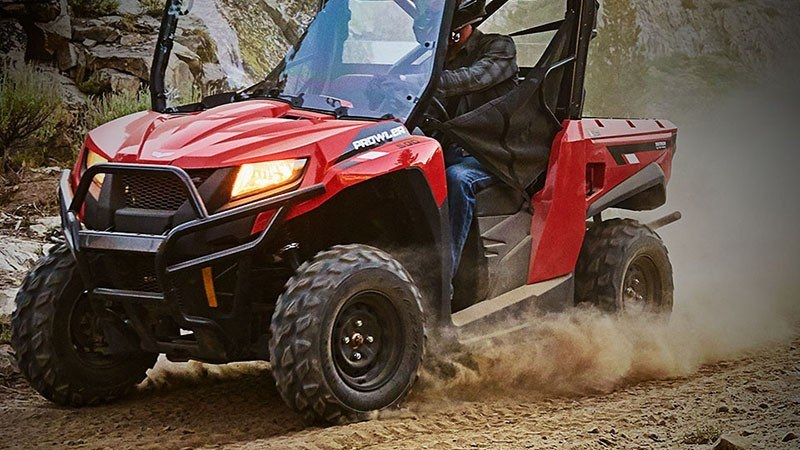 2018 Textron Off Road Prowler 500 in Harrison, Michigan - Photo 8