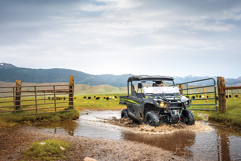 2018 Textron Off Road Stampede in Hamburg, New York