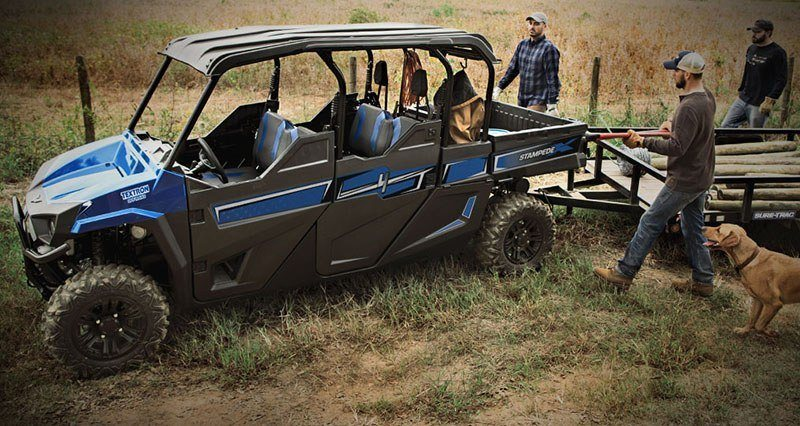 2018 Textron Off Road Stampede X in Sacramento, California