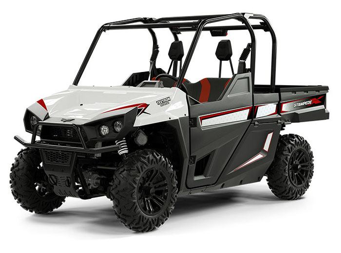 2018 Textron Off Road Stampede X in Marietta, Ohio
