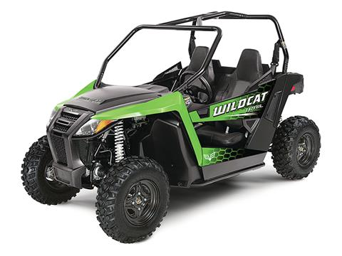 2018 Arctic Cat Wildcat Trail in Francis Creek, Wisconsin