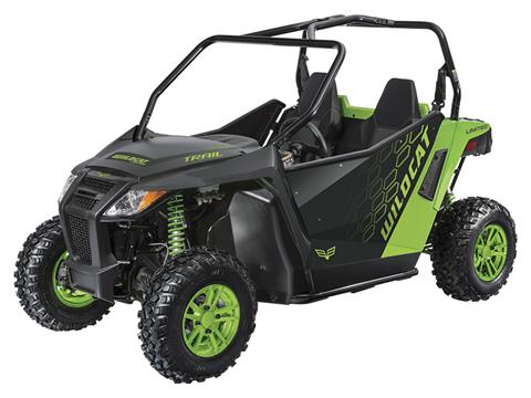 2018 Arctic Cat Wildcat Trail LTD in Francis Creek, Wisconsin