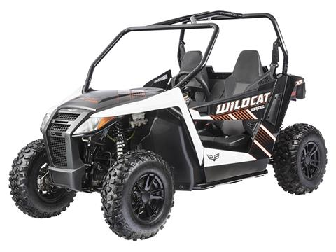 2018 Arctic Cat Wildcat Trail XT in Francis Creek, Wisconsin