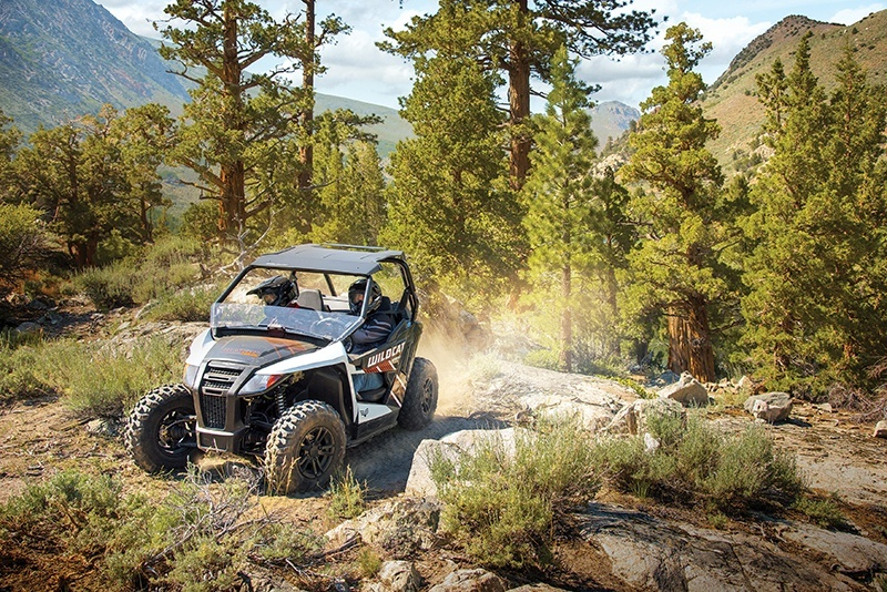2018 Textron Off Road Wildcat Trail XT in Sandpoint, Idaho