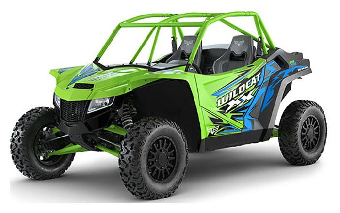 2018 Arctic Cat Wildcat XX in Georgetown, Kentucky