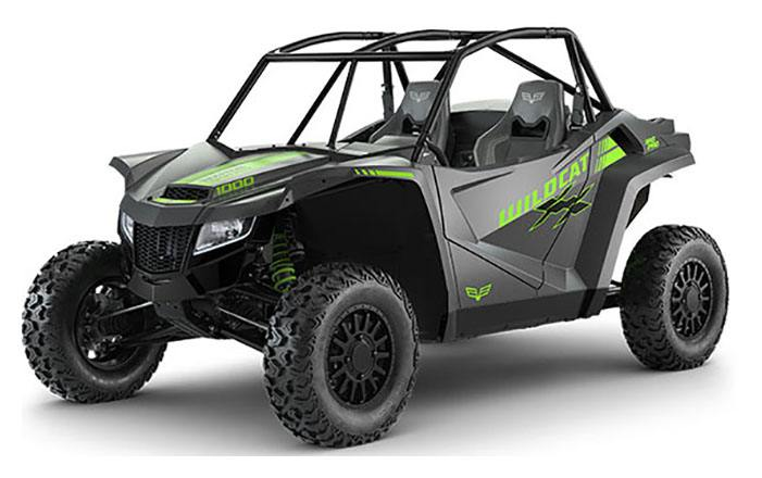 2018 Arctic Cat Wildcat XX in Francis Creek, Wisconsin