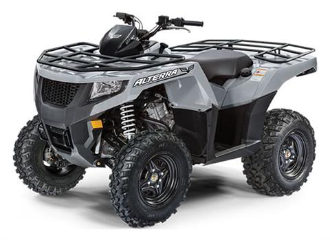 2019 Arctic Cat Alterra 570 in Lebanon, Maine