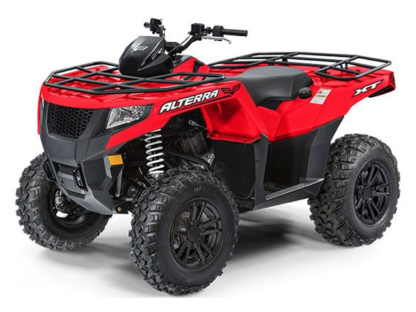 2019 Arctic Cat Alterra 570 XT EPS in Philipsburg, Montana