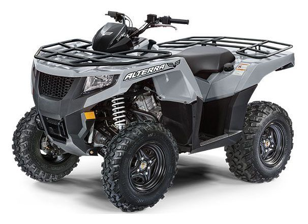 2019 Arctic Cat Alterra 700 in Saint Helen, Michigan