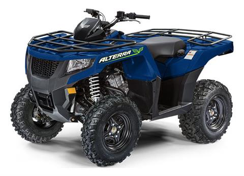 2019 Arctic Cat Alterra 700 EPS in Saint Helen, Michigan