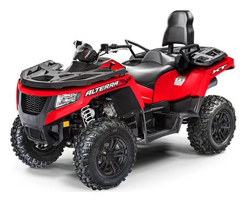 2019 Arctic Cat Alterra 700 TRV in Saint Helen, Michigan