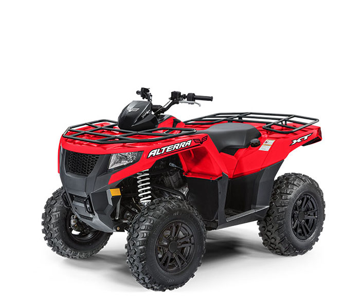 2019 Textron Off Road Alterra 700 XT EPS in Zulu, Indiana