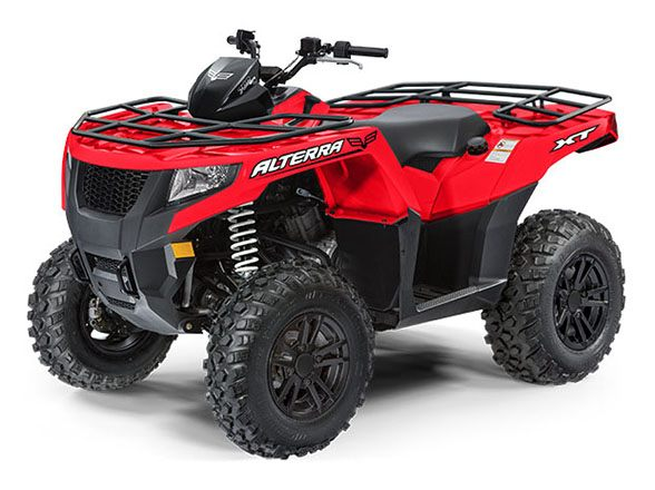2019 Arctic Cat Alterra 700 XT EPS in Columbus, Ohio