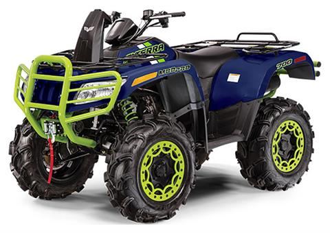 2019 Arctic Cat Alterra MudPro 700 LTD in Hillsborough, New Hampshire