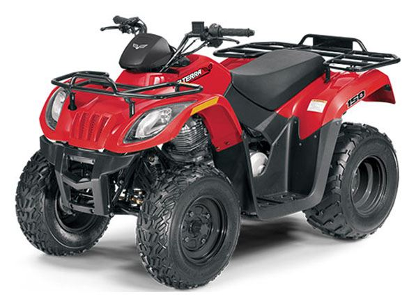 2019 Arctic Cat Alterra 150 in Fairview, Utah