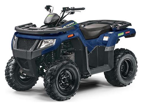 2019 Arctic Cat Alterra 300 in Bismarck, North Dakota