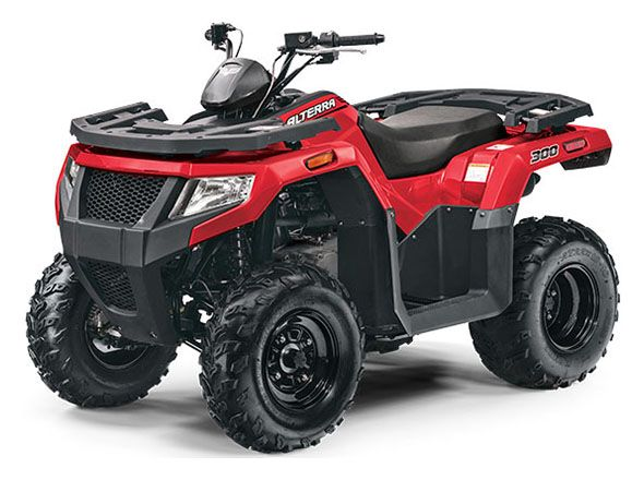 2019 Arctic Cat Alterra 300 in Hillsborough, New Hampshire