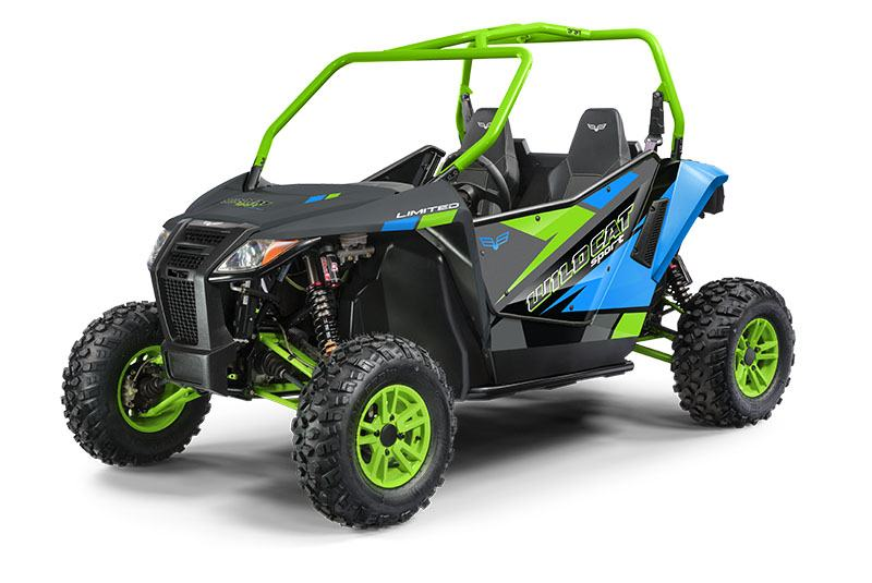 2019 Arctic Cat Wildcat Sport LTD in Fairview, Utah