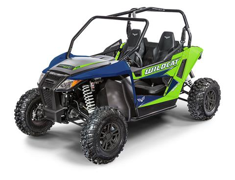 2019 Arctic Cat Wildcat Sport XT in Escanaba, Michigan