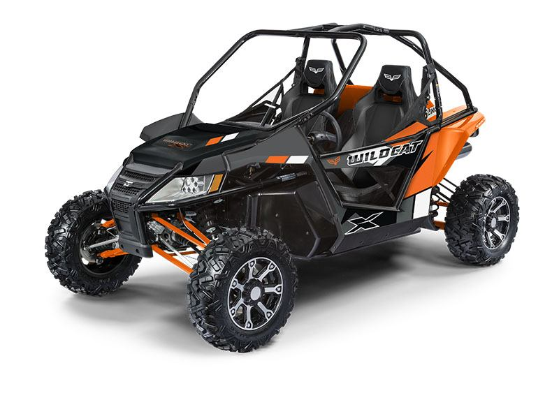 2019 Arctic Cat Wildcat X in Black River Falls, Wisconsin