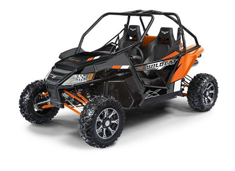 2019 Arctic Cat Wildcat X in Saint Helen, Michigan