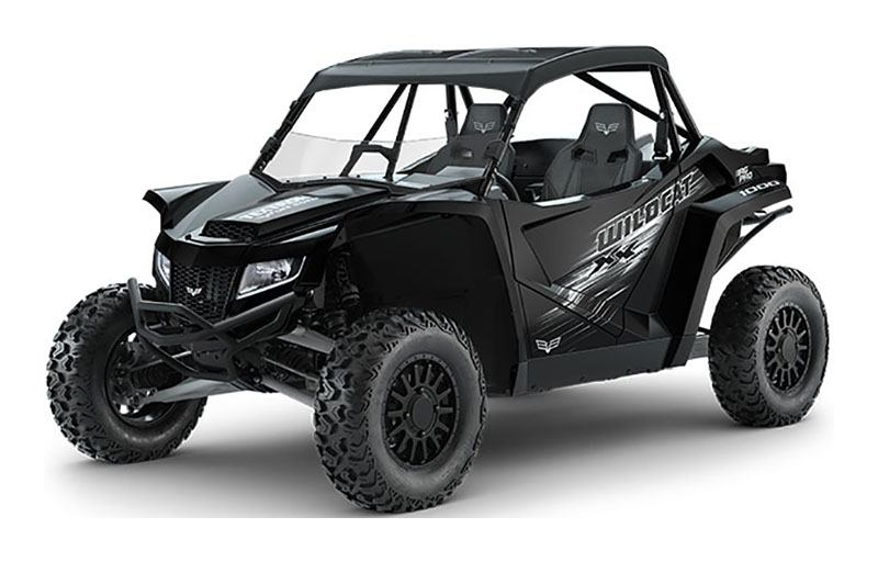 2019 Arctic Cat Wildcat XX LTD in Berlin, New Hampshire