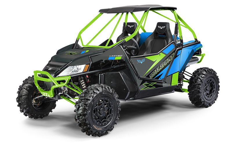 2019 Arctic Cat Wildcat X LTD in Fairview, Utah