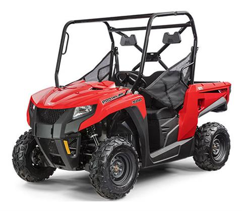 2019 Textron Off Road Prowler 500 in Francis Creek, Wisconsin