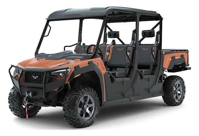 2019 Textron Off Road Prowler Pro Crew Ranch Edition in Hazelhurst, Wisconsin