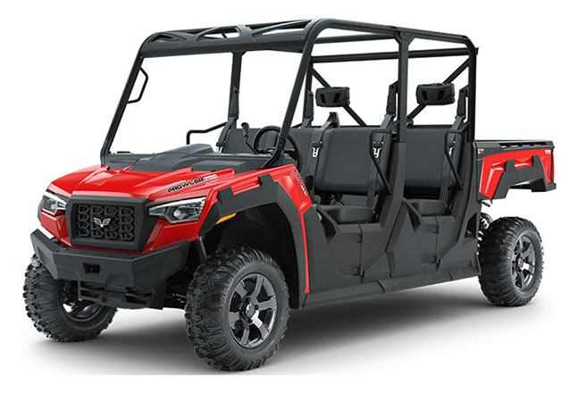 2019 Textron Off Road Prowler Pro Crew XT in Smithfield, Virginia