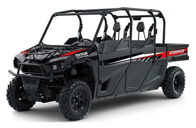 2019 Arctic Cat Stampede 4 in Barrington, New Hampshire