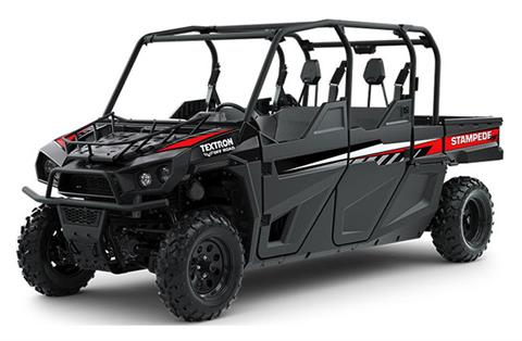 2019 Arctic Cat Stampede 4 in Saint Helen, Michigan