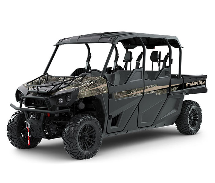 2019 Textron Off Road Stampede 4 Hunter Edition in Yankton, South Dakota