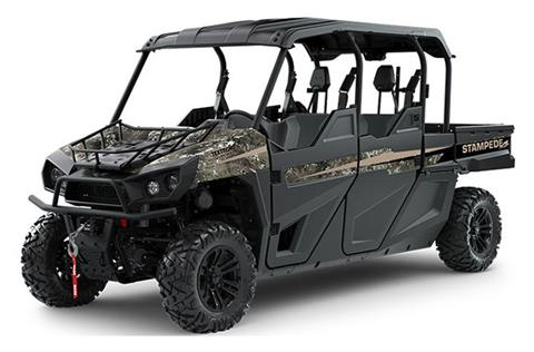 2019 Arctic Cat Stampede 4 Hunter Edition in Saint Helen, Michigan