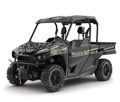2019 Textron Off Road Stampede Hunter Edition in Oklahoma City, Oklahoma