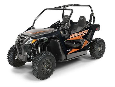 2019 Arctic Cat Wildcat Trail in Calmar, Iowa
