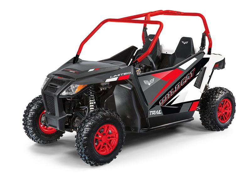 2019 Arctic Cat Wildcat Trail LTD in Hamburg, New York