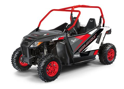 2019 Arctic Cat Wildcat Trail LTD in Francis Creek, Wisconsin
